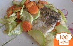 Фото рецепта: «Рыба в пакетиках»