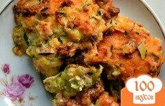 Фото рецепта: «Запеканка с говядиной и кабачками»