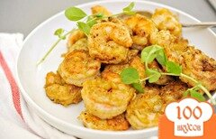 Фото рецепта: «Креветки барбекю по-новоорлеански»