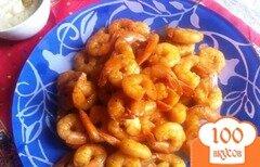 Фото рецепта: «Креветки в Воке»