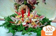 Фото рецепта: «Салат из пекинской капусты»