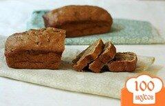 Фото рецепта: «Тыквенный хлеб с орехами»