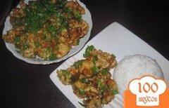 Фото рецепта: «Цыпленок генерала Цо»