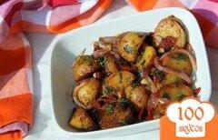 Фото рецепта: «Гарнир из молодого картофеля»