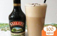 Фото рецепта: «Шейк с ирландским сливочным ликером Бейлис»
