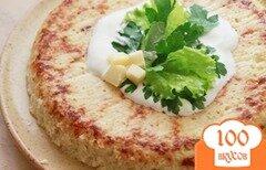 Фото рецепта: «Запеканка из цветной капусты.»