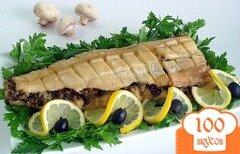 Фото рецепта: «Рыба по-царски с грибами»