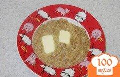 Фото рецепта: «Арнаутка с маслом»
