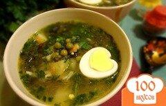 Фото рецепта: «Суп из морской капусты»