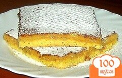 Фото рецепта: «Лимонный пирог»