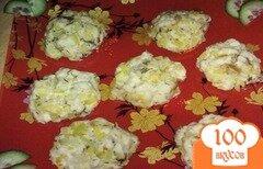 Фото рецепта: «Куриные котлетки с тыквой»