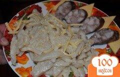 Фото рецепта: «Домашние макароны»