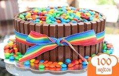 """Фото рецепта: «Торт """"Kit Kat""""»"""