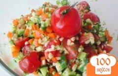 Фото рецепта: «Арабский салат Табуле»