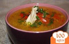 Фото рецепта: «Суп из сладкого перца»
