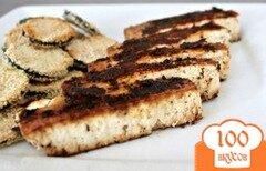 Фото рецепта: «Хрустящий зажаренный тофу»