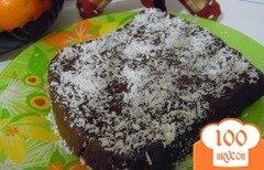 Фото рецепта: «Шоколадная вкусняшка в пароварке»