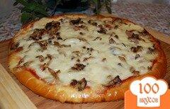 """Фото рецепта: «Пицца """"Супер""""»"""