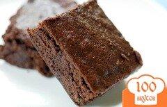 Фото рецепта: «Брауни с эспрессо»