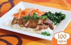 Фото рецепта: «Куриное филе в горчице»
