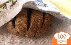 Фото рецепта: «Пшеничный хлеб с льняной мукой»
