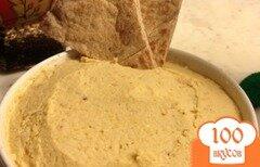 Фото рецепта: «Густой хумус»