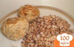 Фото рецепта: «Котлетки с луком и морковкой»