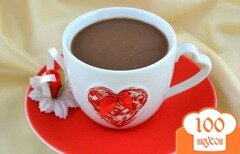Фото рецепта: «Шоколад на крутом кипятке»