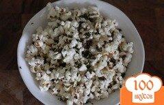Фото рецепта: «Попкорн со вкусом чили»