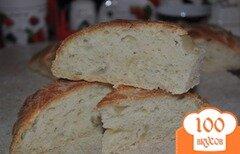 Фото рецепта: «Луковый хлеб»