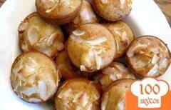 Фото рецепта: «Ананасово-кокосовые кексы»