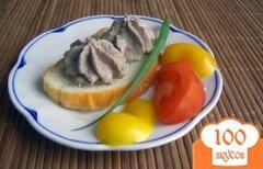 Фото рецепта: «Паштет из куриной печени»