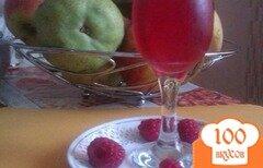 Фото рецепта: «Малиновый ликер»