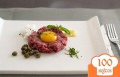 Фото рецепта: «Мясной тартар»