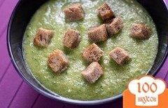 Фото рецепта: «Зеленый гаспачо»