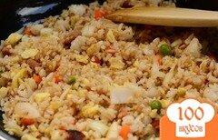 Фото рецепта: «Рис по-японски»