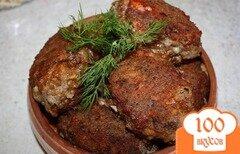 Фото рецепта: «Рубленые котлеты из говядины»