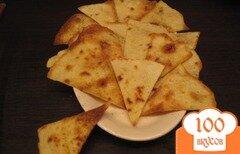 Фото рецепта: «Мексиканские начос»
