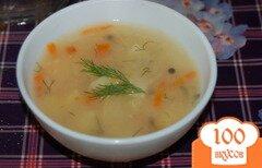 Фото рецепта: «Диетический гороховый суп»
