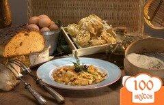 Фото рецепта: «Лазанья с нутом»