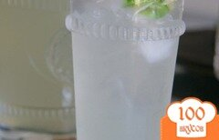 Фото рецепта: «Лимонад с базиликом»