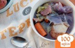 Фото рецепта: «Ирландский картофельный суп»