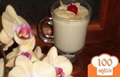 Фото рецепта: «Белый горячий шоколад»