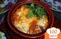Фото рецепта: «Азу по-татарски в горшочке»