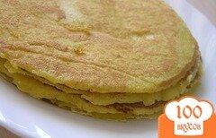 Фото рецепта: «Мексиканские лепешки тортилья»