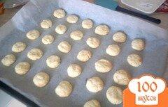 Фото рецепта: «Очень кокосовое печенье»