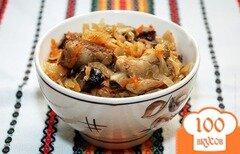 Фото рецепта: «Бигос из квашеной капусты»