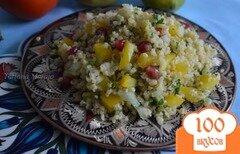 Фото рецепта: «Салат с булгуром»