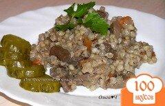 Фото рецепта: «Гречотто с грибами»