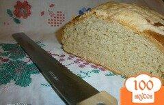 Фото рецепта: «Кукурузно-пшеничный батон с сыром»